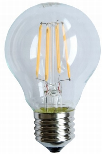 National Electronics E27 Filament 5W 270° 550 Lumen warm wit