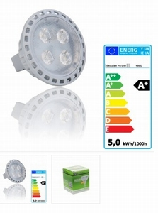 Evolution Pro Line MR16 5W 310 Lumen 30° warm wit